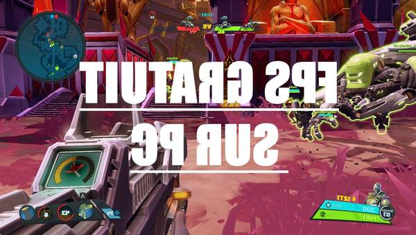 Jeux fps free to play pc